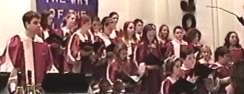 Junior Choir of Fishkill United Methodist Churce